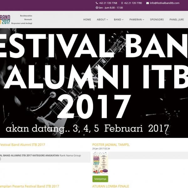 Festival Band ITB